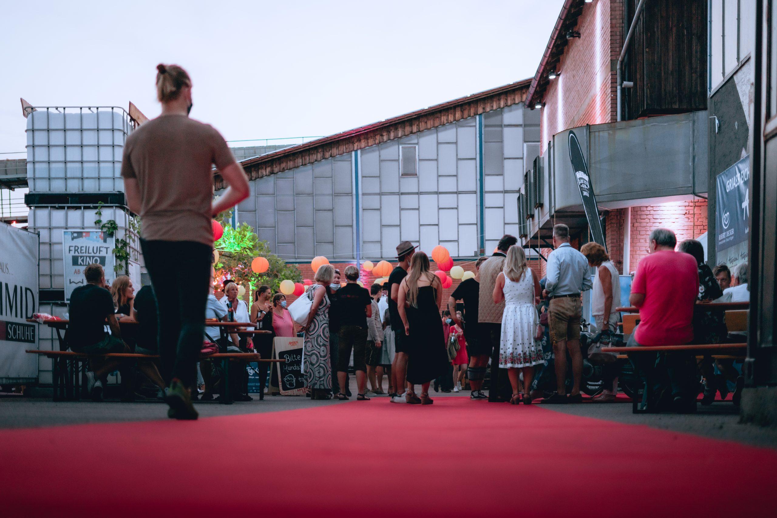 Foto von einem Event